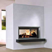 Fireplace boilers